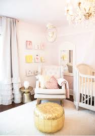 Baby Cribs Vancouver by A Baby U0027s Pink U0026 Dreamy Nursery U2014 Winter Daisy Interiors For