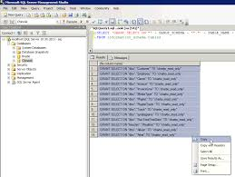 How To Delete A Table In Sql Creating A User And Granting Table Level Permissions In Sql Server