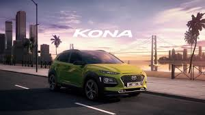 the all new 2017 hyundai kona subcompact suv car hyundai kona