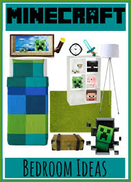 minecraft bedroom decorating ideas my son would love this room