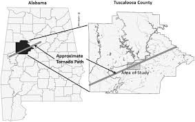 Oregon Vortex Map by Making The Case For Improved Structural Design Tornado Outbreaks