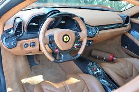italia 458 interior 458 spider review surrendering to the spider s charms