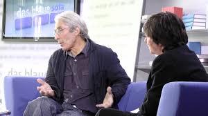 das blaue sofa award winning algerian author denied prize for visiting