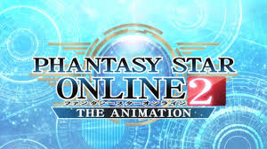 Phantasy Star Maps Phantasy Star Online 2 The Animation 01 Random Curiosity