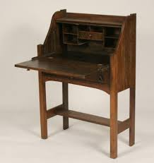 Writing Desk With Chair Antique Writing Desk With Secret Compartments