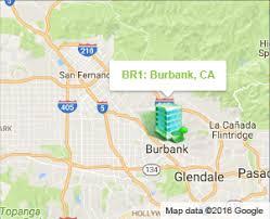 map of burbank ca burbank data center colocation services centurylink