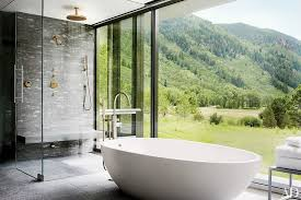 The Splash Guide To Bath Tubs Splash Galleries What To Know Before Your Bathroom Renovation Architectural Digest