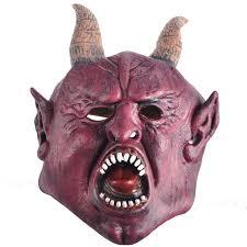 ox mask devils mask