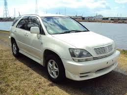 toyota harrier for sale japan partner