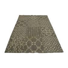 49 off bosphorus bosphorus beige distressed persian rug decor