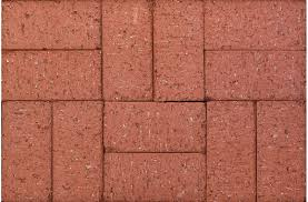 red range 2 1 paver 275 red bricks
