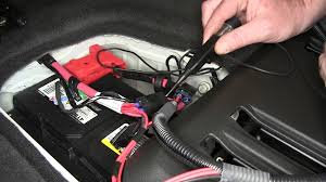 installation of the roadmaster fuse bypass switch for towed