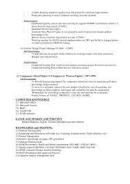 Failure Analysis Engineer Resume Resume Cn Ong 0532016