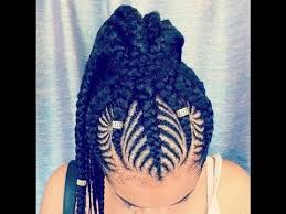whats new in braided hair styles 2018 african braids hairstyles beautiful braids styles for