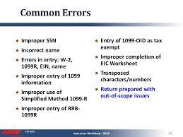 tax aide quality review of tax return form c u2013 part viii