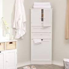 white bathroom cabinet ideas 25 corner cabinet ideas for your home top home designs