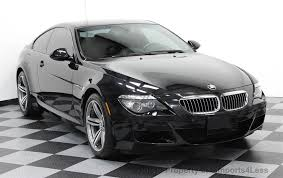2010 bmw used 2010 used bmw m6 v10 500hp navigation coupe at eimports4less