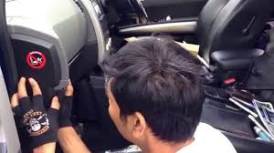 how to change air conditioner filter for nissan x trail in khmer