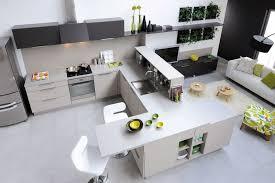 cuisine taupe mat des cuisines aux rangements astucieux
