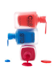 color club first base only matte rouge nail polish dolls kill