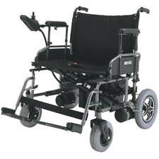 Mobi Electric Folding Wheelchair By by Folding Power Wheelchair Ebay