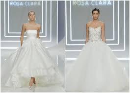 robe de mariã e espagnole rosa clará 2017 présentation à barcelone et détails