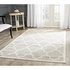 Grey And Beige Area Rugs Safavieh Amherst Collection Amt420b Light Grey And
