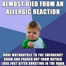 Allergy Meme - fucking nuts meme on imgur