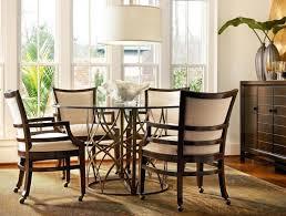 Dining Chair Casters Dining Chair Casters Dining Room Chairs On - Caster dining room chairs