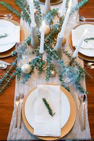 last minute table setting ideas for the holidays simple holiday