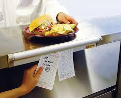 fiches cuisine barre en aluminium anodisé porte fiches innerprod