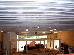 pole barn ceiling options