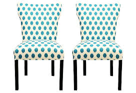 turquoise dining chairs navy blue kitchen goodness modern