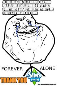 Forever Alone Guy Meme - image 166606 forever alone know your meme