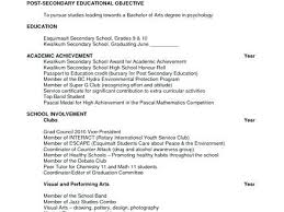 high resume for college templates for photos scholarship resume format college template high academic