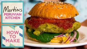 avocado burger recipe ad youtube