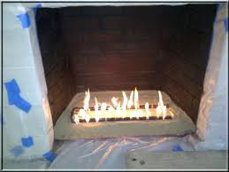 Gas Fireplace Burner Replacement by Gas Fireplace Sand Replacement Gas Fireplaces Fireplace Ideas With