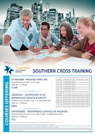 training courses archives southern cross group