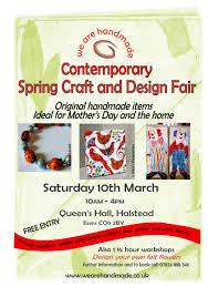we are handmade spring craft and design fair sew hip