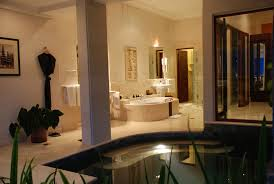 villa beautiful spa tub inside the viceroy garden villa decorated