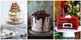 the cake ideas 19 easy christmas cake recipes best cake ideas