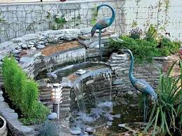 rock garden fountain designs garden fountain design in india