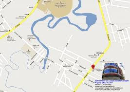 san jose mindoro map department of labor and employment