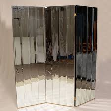 henredon beveled mirror room divider for sale at 1stdibs