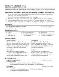 free resume templates bartender games agame screen writer resume exle agreeable technical exles in of