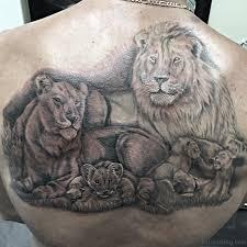 19 family tattoos for back