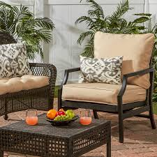 outdoor cushions u0026 pillows for less overstock com