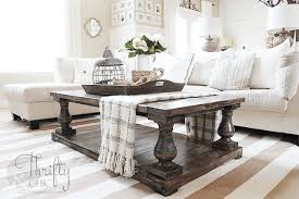 thrift this look traditional casual living room designed decor