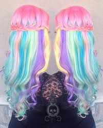 35 cotton candy hair styles that look so good you u0027ll want to taste