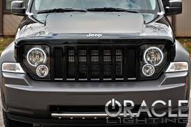 2002 jeep liberty fog lights oracle halo headlights complete assemblies for jeep liberty 2008
